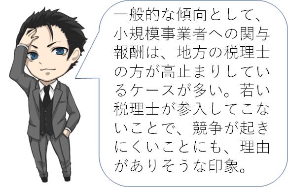 東京の税理士と地方の税理士~②相違点、異なる所